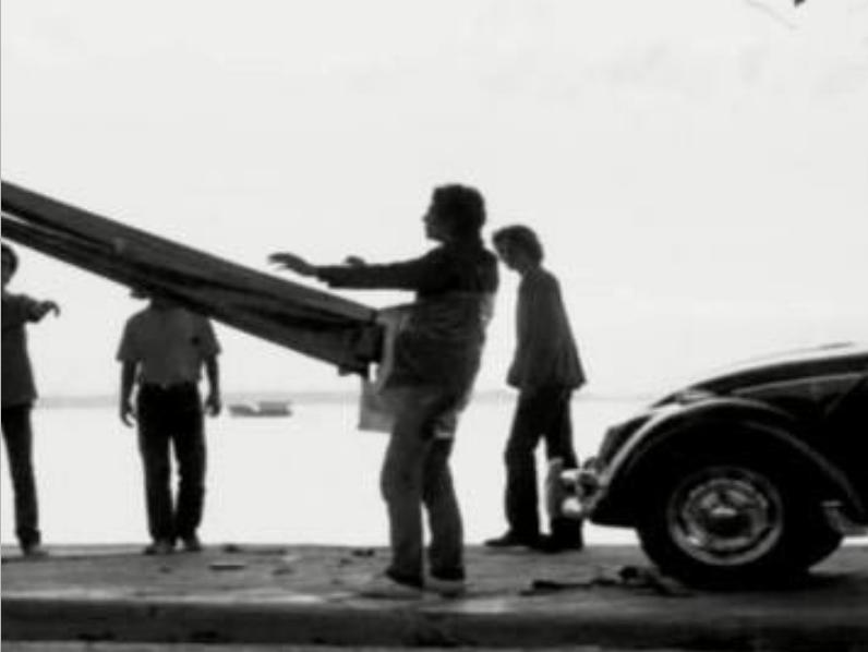 O Estilingue - 1970 (detalhe)Foto Sagrillo