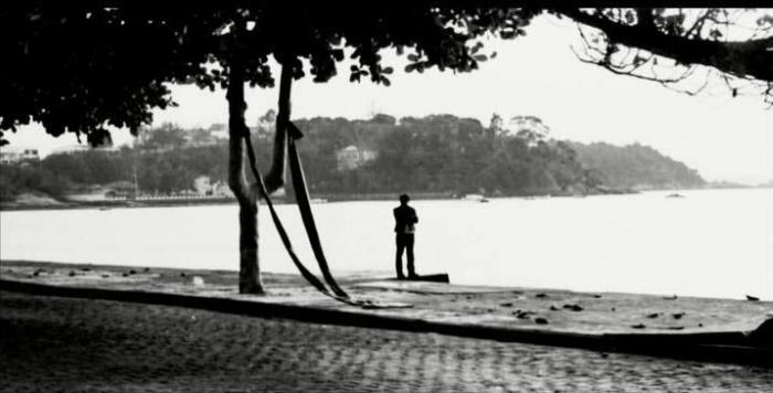 O Estilingue - 1970 (vista da intervenção)Foto Sagrillo