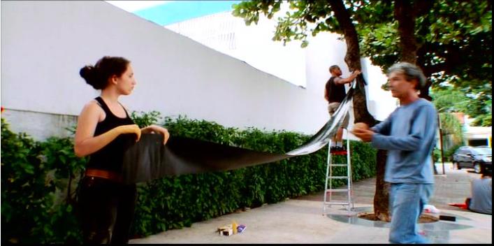 O Estilingue - 2009 (detalhe da remontagem)Foto Ana Cristina Murta