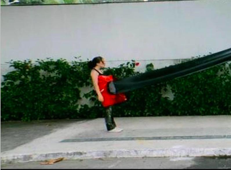 O Estilingue - 2009 (detalhe da remontagem - acionamento)Foto Ana Cristina Murta