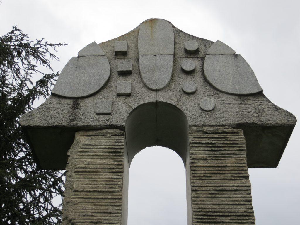 """""""Porta de Viriato"""".[Créditos da imagem: Ruben Marques. 2019-10-15.]"""