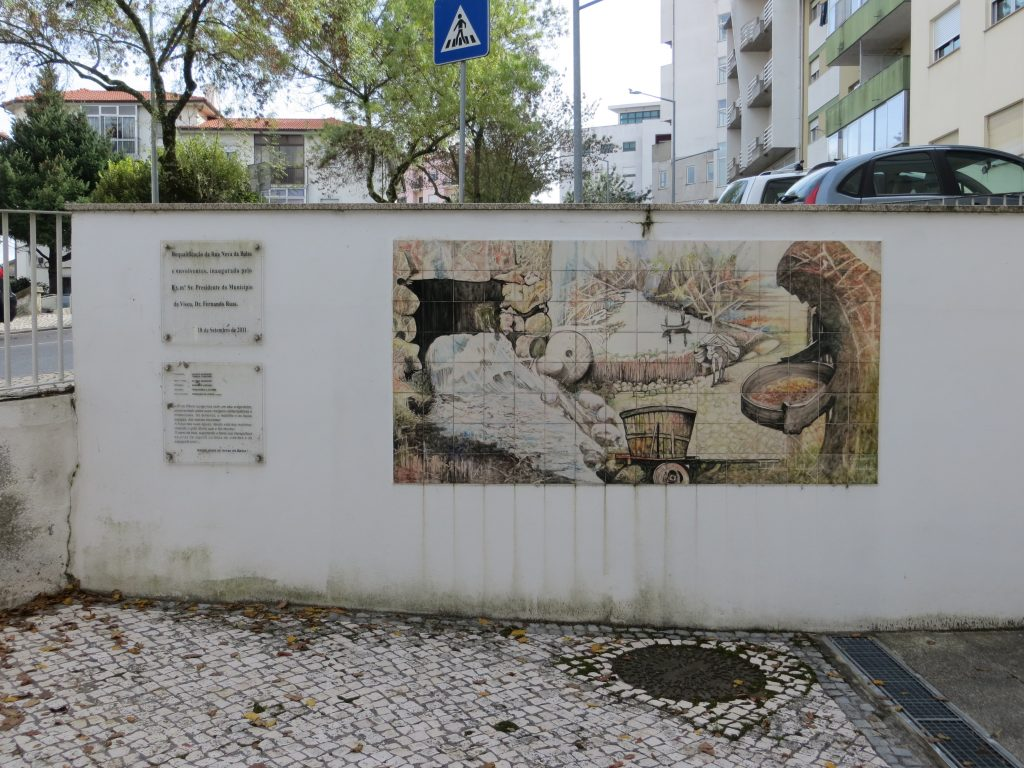 """""""Assim eram as terras da Balsa"""".[Créditos da imagem: Ruben Marques. 2019-10-15.]"""