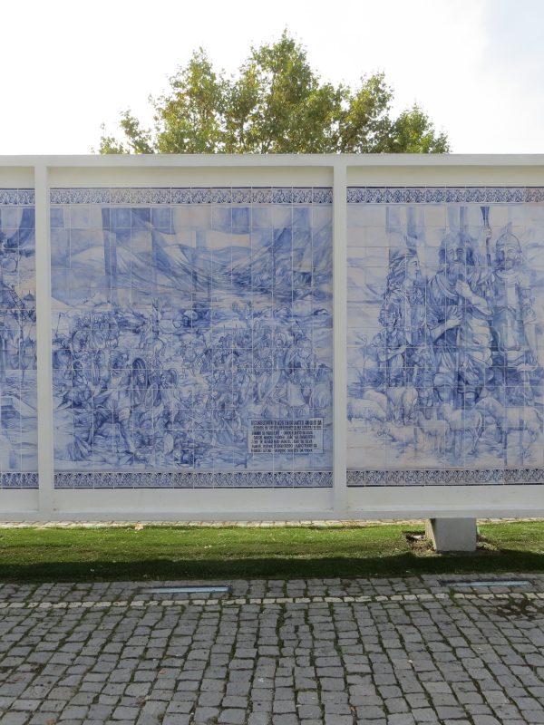 Mural a Viriato