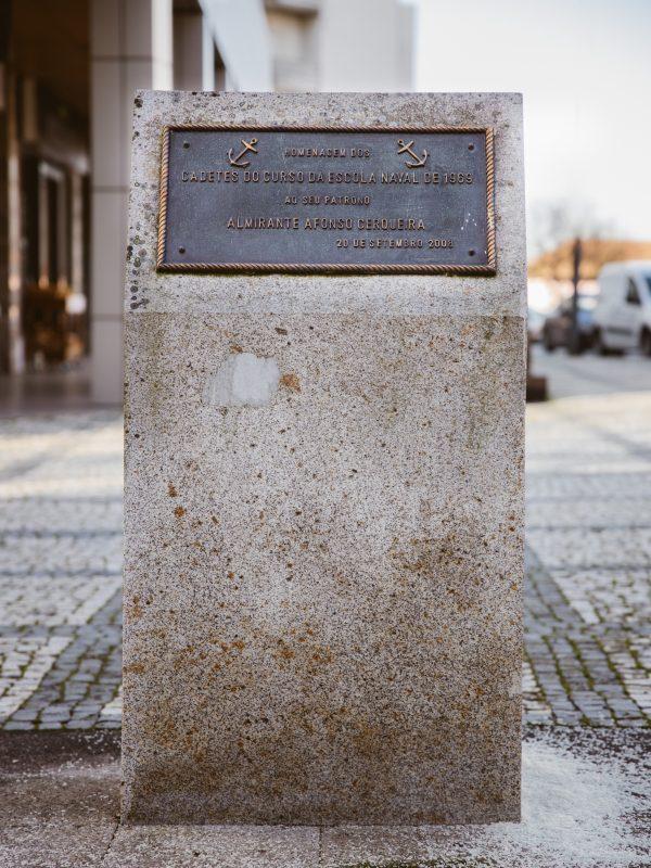 Almirante Afonso Cerqueira [Epígrafe]
